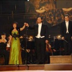 (From left) Alena Miro, Soprano, Soloist