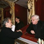 (From left) Stanislav Vaněk, director o
