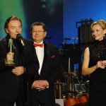 (From left) Karel Gott presented the Tre